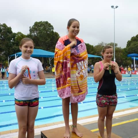 Swimming Sports Carnival 21st Feburary 2014