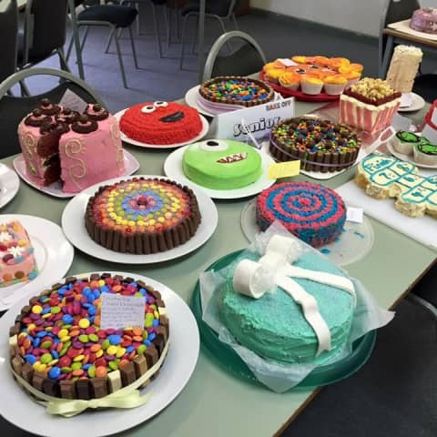 Bake Off Academy: Kids Birthday Cake